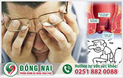 Địa chỉ chữa bệnh trĩ vừa hiệu quả vừa uy tín tại Biên Hòa