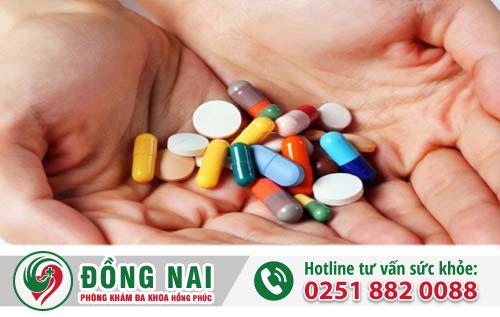 Điều trị trĩ nội bằng thuốc và thuốc chữa trĩ nội