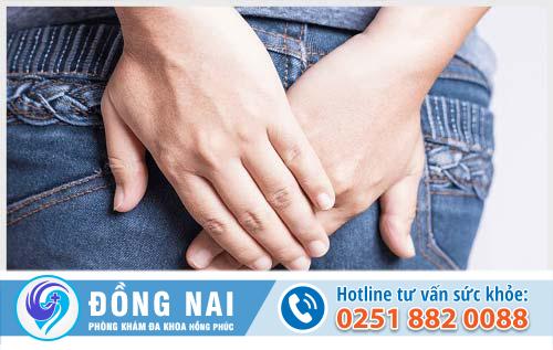 Nứt kẽ hậu môn do quan hệ và cách chữa trị hiệu quả tại Biên Hòa